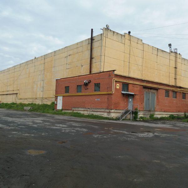 Теплый склад Строение №1 литер Р (СДАН)