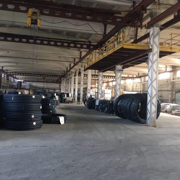 Отапливаемое производственно-складское помещение Литер Л