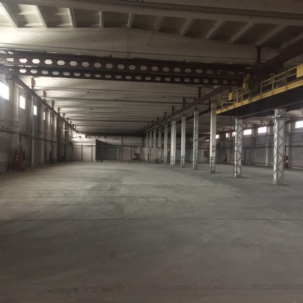 Отапливаемое производственно-складское помещение Литер Л от 750 кв.м.